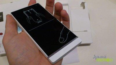Sony Xperia S: por fin lo tenemos y en breve lo analizaremos