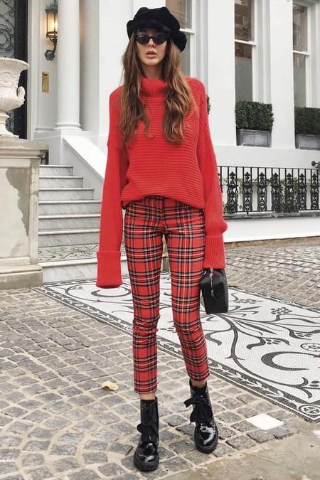 Combinar Jersey Rojo 3