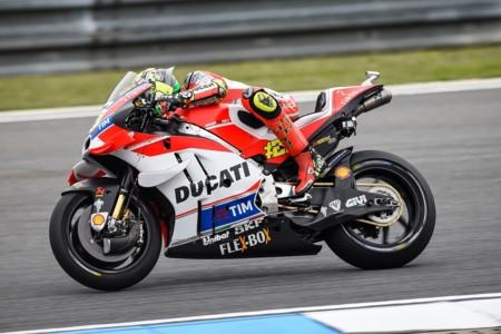 Andrea Iannone Ducati Motogp Brno 2016