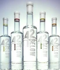 42Below vodka