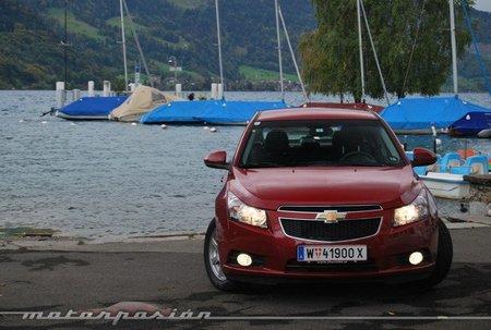 Chevrolet Cruze HB5, presentación y prueba en Suiza (parte 2)