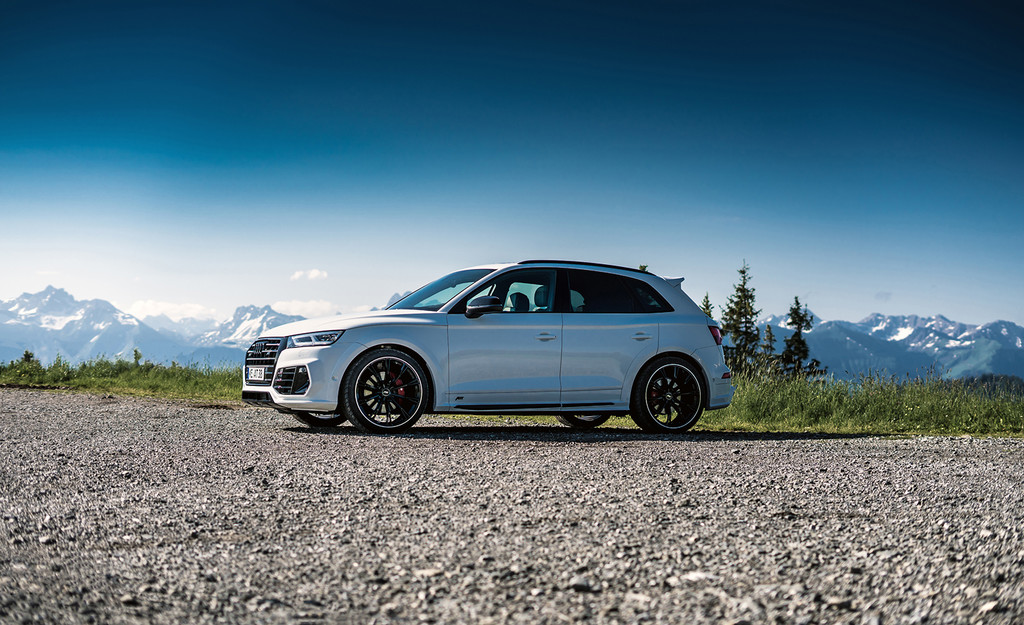ABT Audi SQ5 2018