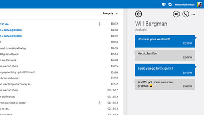 Skype para Outlook.com se extiende mundialmente incluyendo soporte para vídeollamadas en alta definición