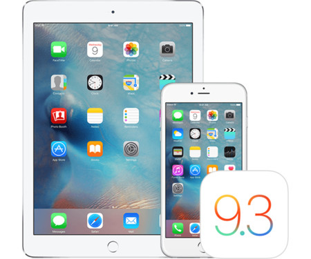 iOS 9.3.4 ya disponible para todo el mundo