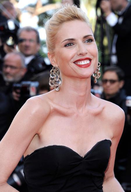 Judit Mascó deslumbra con su look en Cannes