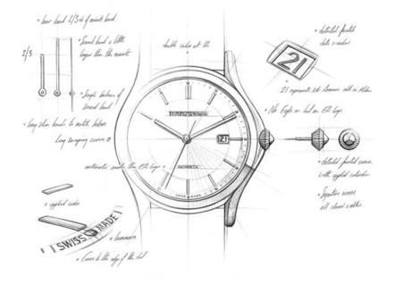 Emporio Armani lanza su primera colección de relojes