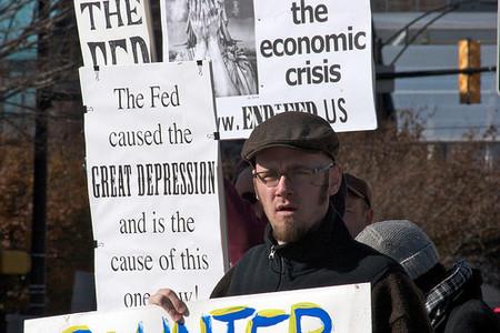 Fed Protesta