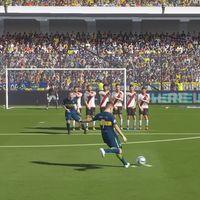 Konami comienza a mostrar licencias: PES 2018 asegura la Superliga Argentina en su último tráiler