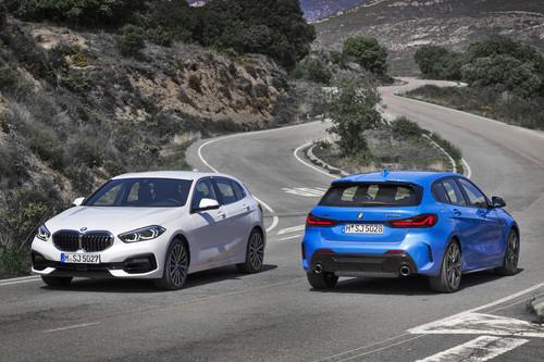 BMW Serie 1 2019 frente a sus rivales: Clase A, Audi A3, Golf y los demás
