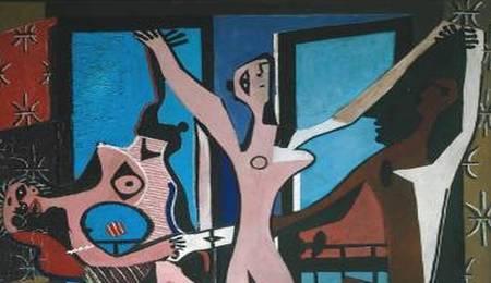 Picasso en la Tate Britain. Cuando el Arte Británico se hizo moderno