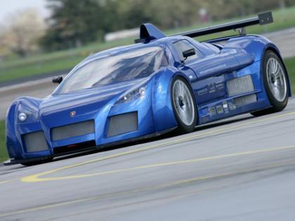 Un Gumpert Apollo Híbrido para las 24 horas de Nurburgring