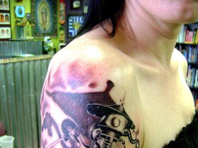 10 tatuajes de 'La guerra de los mundos' que te fascinarán