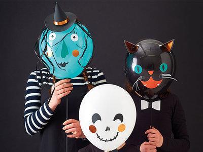13 artículos no tan terroríficos para una fiesta de Halloween perfecta