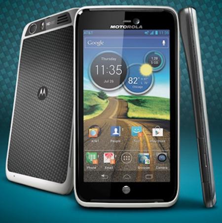 Motorola Atrix HD aparece antes de tiempo