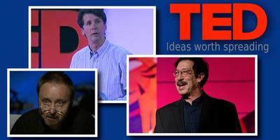 Tres fotógrafos y sus charlas en TED