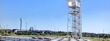 Suiza ha inventado un carburante neutro en CO₂ a partir de energía solar que se probará en Madrid