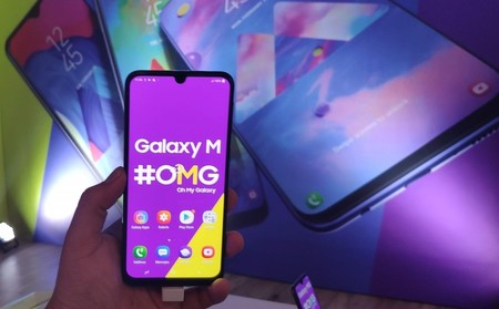 Samsung Galaxy M30 Pantalla Notch