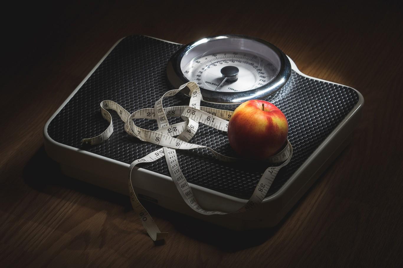 podrías perder peso al no comer