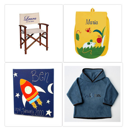 Petite People, productos infantiles personalizados