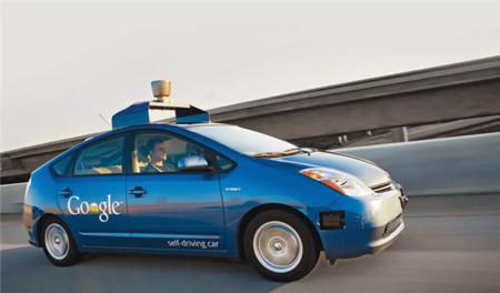 Google coches autónomos