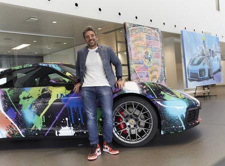 René Mäkelä Porsche 911