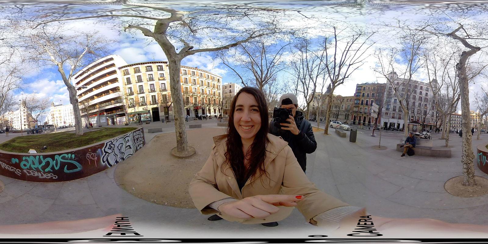 Foto de Huawei EnVizion 360 Panoramic VR, galería de fotos (12/12)