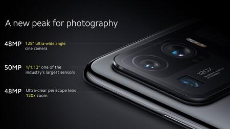 Xiaomi Mi 11 Ultra Oficial Camaras Zoom 120x