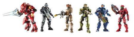 Halo 6in Figure Assortment