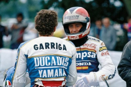 Joan Garriga Y Sito Pons 1988 Frente A Frente