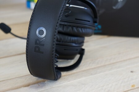 Logitech X Pro Wireless Review Espanol Xataka Detalle Pro Diadema