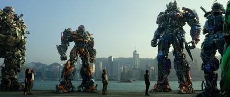 Taquilla española | Los Transformers no fallan