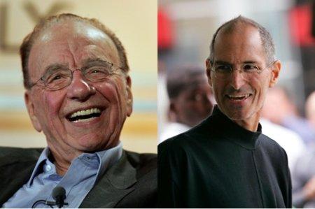 """The Cutline: """"Murdoch y Jobs presentarán The Daily para el iPad el 19 de enero"""""""