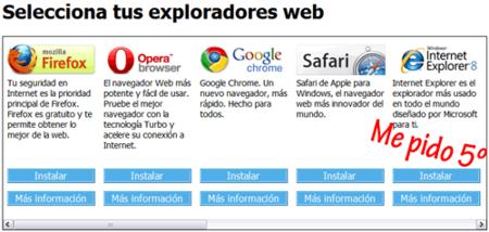 """La """"Browser Ballot Screen"""" <del>tiene</del> tenía un bug al ordenar los navegadores"""