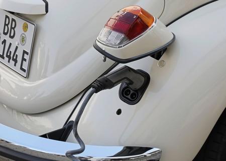 Volkswagen E Beetle Concept 2019 1600 21