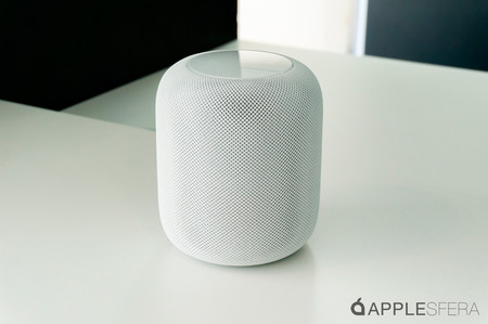 Homepod Closeup