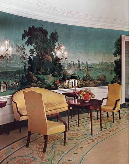 Sala Oval de Diplomáticos