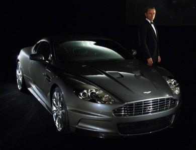 La chatarra de Aston Martin DBS es rentable