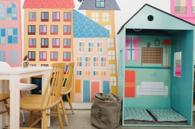 Cups & Kids, un espacio en el que desearás volver a ser un niño