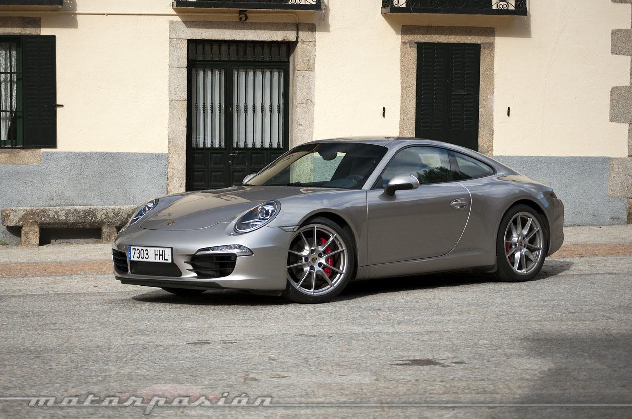 Foto de Porsche 911 Carrera S (prueba) (3/54)