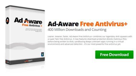 Ad-Aware 10 se une al carro de los antivirus, y es gratuito