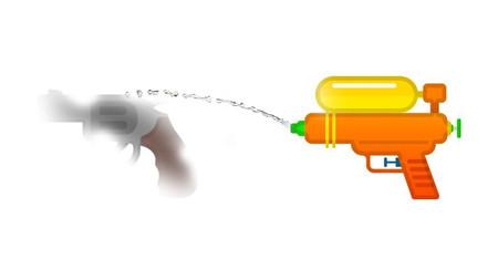 [Actualizado: Microsoft también] Google se cambia a la pistola de agua: solo queda Microsoft con emojis de armas