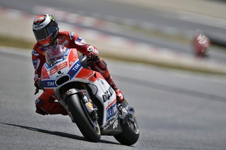 Jorge Lorenzo Motogp Catalunya 2017 2