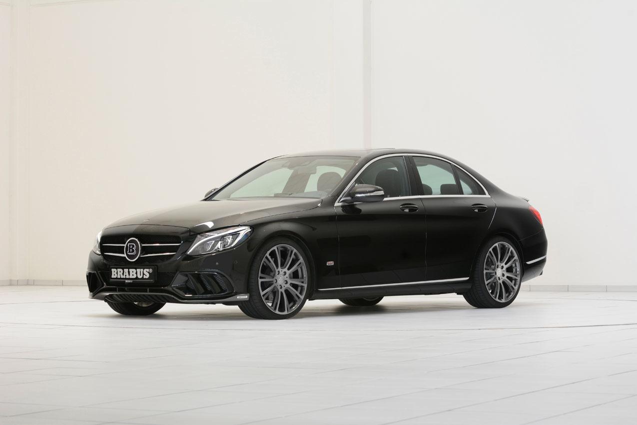Foto de Brabus Mercedes-Benz Clase C 2014 (1/32)