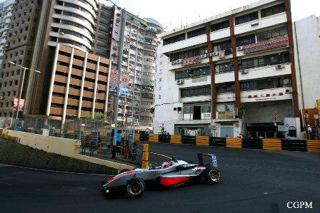 Nico Hulkenberg, la gran ausencia para Macau