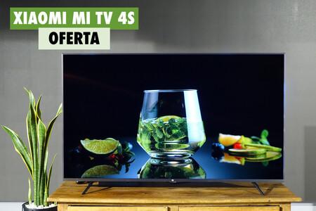 Llévate un Smart TV 4K de 55 pulgadas Xiaomi con Android por 110 euros menos en el Cyber Monday de Fnac