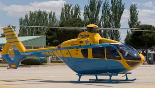Eurocopter EC-135 de la DGT