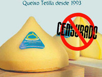 Tetas censuradas en la web de Telecinco