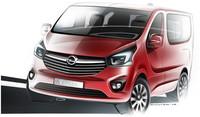Los nuevos Opel Vivaro y Renault Trafic, en teaser