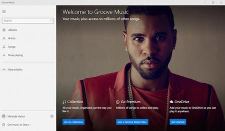 Con la llegada de Groove Music los altavoces Sonos amplian su compatibilidad con el servicio