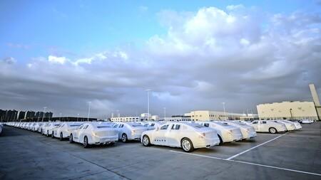 Fabrica China Volvo